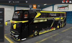 Bus JB3+ UHD Mercy Full Anim Kamera Penumpang