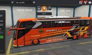 Bus Trans JB3+ SHD Voyager Full Anim