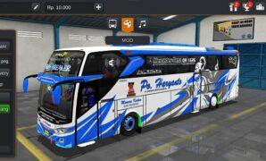 Bus JB3+ SHD MERCY O500R Full Anim