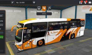 Bus JB3 PO Haryanto Air Suspension Full Anim