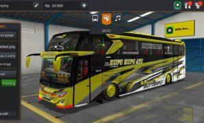 Bus JB3+Kupu-Kupu Ayu Full Anim+Full Aksesoris