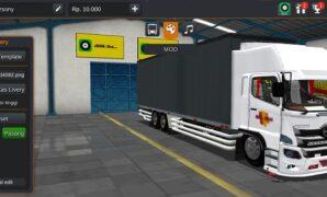 Truck TAM Cargo Full Anim