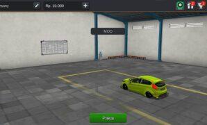 Mobil Ford Fiesta Full Anim Terbaru