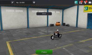 Motor Harley Davidson Full Anim