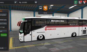 Bus Primajasa Scorpion X Full Anim