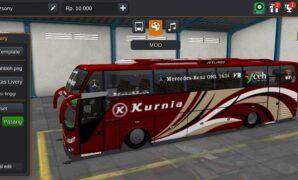 Bus Kurnia Jetliner Full Anim