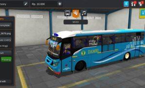 Bus Damri Discovery Full Anim
