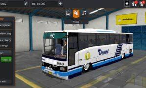 Bus New Patriot Damri Full Anim