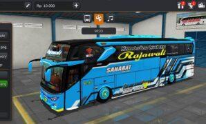 Bus Sahabat JB3+ Mercy O500R Full Anim
