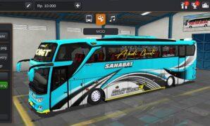 Bus Sahabat JB3+ Setra Non Facelift Full Anim
