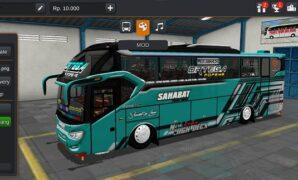 Bus Sahabat SR2 XHD Prime Full Anim