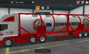 Truck Hino 500 Tangki Full Anim