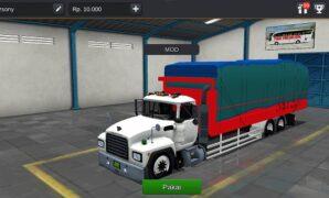 Truck Mack Amerika Full Anim