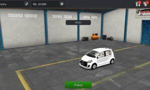 Mobil Daihatsu Sirion Full Anim