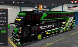Bus Tia Telaga Indah JB3+ SDD Full Anim