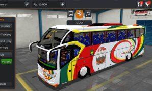 Bus NPM Minang SR2 XHD Prime Full Anim