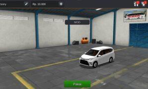 Mobil Toyota New Calya Full Anim