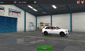 Mobil Rolls Royce Cullinan Full Anim