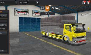 Truck Canter HDL Full Anim