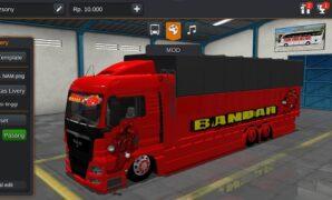 Truck Tronton NAM Full Anim