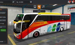 Bus Kramat Jati JB2 SHD Full Anim