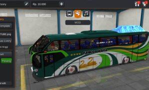 Bus Avante Livery FRC Full Anim