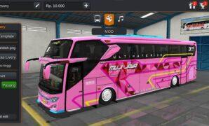 Bus Muji Jaya Voyager Full Anim