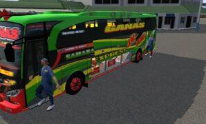 Bus Bumel JBHD Full Anim + Penumpang
