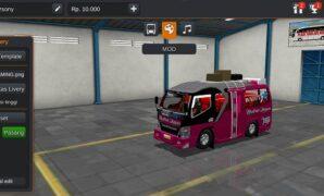 Mobil Isuzu ELF Buhe Jaya Full Anim