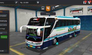 Bus Pariwisata JB3+ HDD Full Anim
