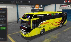 Bus Setia Negara Max HDD Full Anim