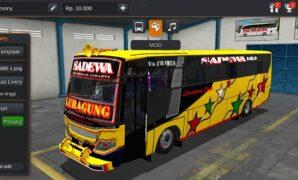 Bus Bumel Luragung Full Anim