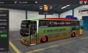 Bus Euroliner ALS Full Anim