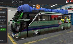 Bus ALS Sumatra Full Anim