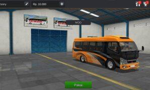 Bus Mitsubishi Espasio Full Anim