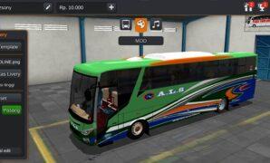 Bus ALS Ecoline Full Anim