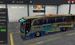 Bus ALS JB2 Travego Full Anim