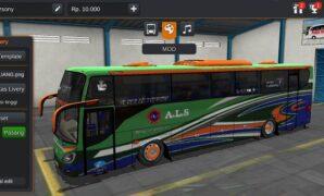 Bus ALS New Patriot Full Anim