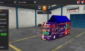 Truck Canter New Calista Full Anim