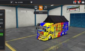 Truck Canter HM Cabe Bos Galak Full Anim