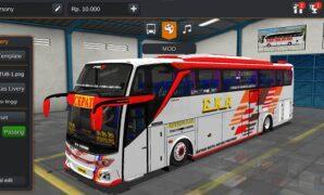 Bus Eka Mercedes Benz Full Anim