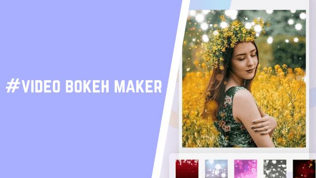bokeh effect video maker