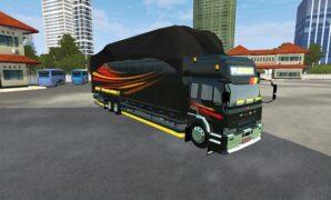 Fuso Dump Truck C9 Full Anim