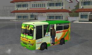 Bus Engkel Pahala Kencana Full Anim + Kernet