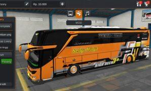 Bus Sedya Mulya JB3+ Setra Scania Full Anim