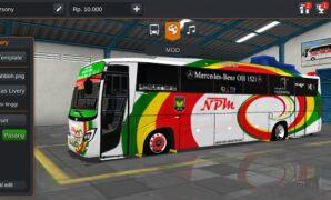 Bus NPM Euroliner Full Anim