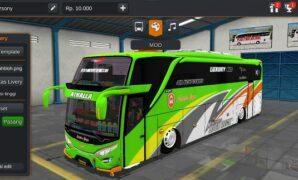 Bus Lantra Jaya JB2+ SHD Full Anim