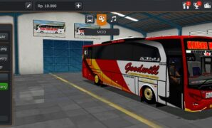 Bus Goodwill Kaisar Muda Full Anim