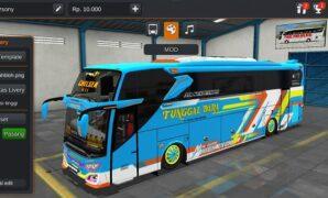 Bus Tunggal Dara JB3+ SHD Voyager Full Anim