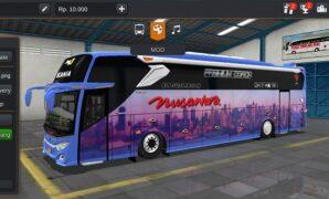Bus Nusantara Manhattan Full Anim